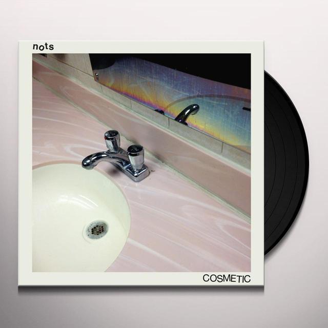 NOTS COSMETIC Vinyl Record