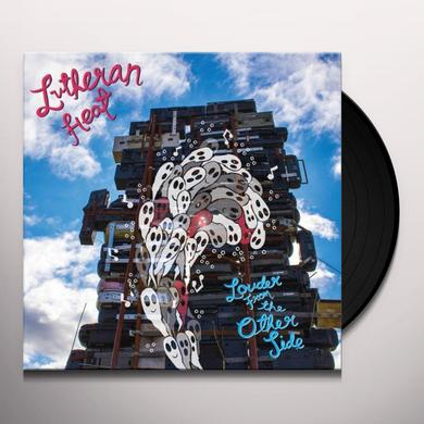 LUTHERAN HEAT LOUDER FROM THE OTHER SIDE Vinyl Record