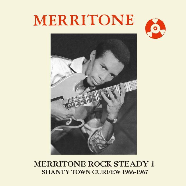 MERRITONE ROCK STEADY 1: SHANTY TOWN CURFEW / VAR Vinyl Record
