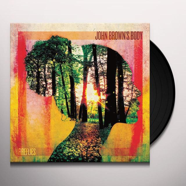 John Brown's Body FIREFLIES Vinyl Record