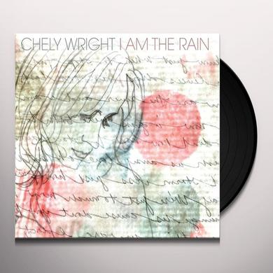 Chely Wright I AM THE RAIN Vinyl Record