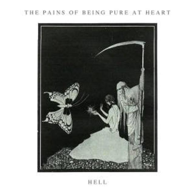 The Pains Of Being Pure At Heart HELL Vinyl Record