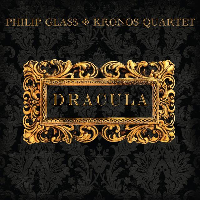 Philip Glass DRACULA / O.S.T Vinyl Record - Gatefold Sleeve, Limited Edition, 180 Gram Pressing