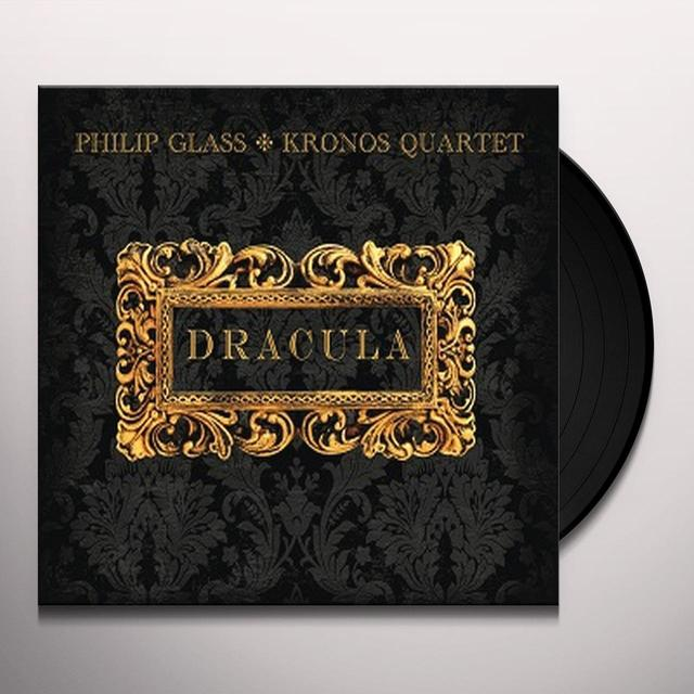 Philip Glass DRACULA / O.S.T Vinyl Record - Gatefold Sleeve, Limited Edition, 180 Gram Pressing