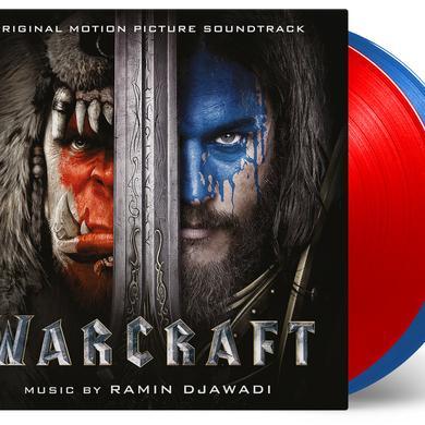 RAMIN DJAWADI WARCRAFT / O.S.T. Vinyl Record