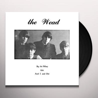 WEAD BY THE WHEY Vinyl Record
