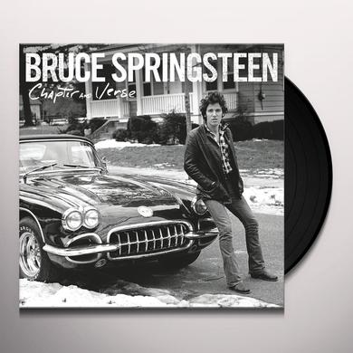 Bruce Springsteen CHAPTER & VERSE Vinyl Record - 180 Gram Pressing, Digital Download Included