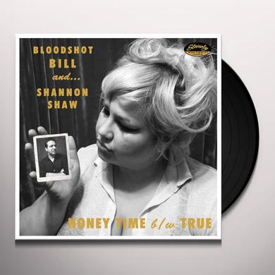 Bloodshot Bill / Shannon Shaw HONEY TIME Vinyl Record