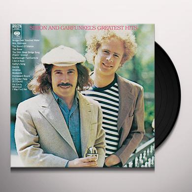 Simon & Garfunkle GREATEST HITS Vinyl Record