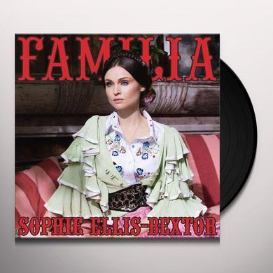 Sophie Ellis-Bextor FAMILIA Vinyl Record