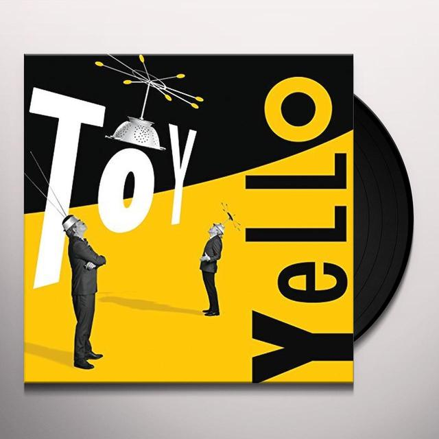 Yello TOY Vinyl Record - UK Import