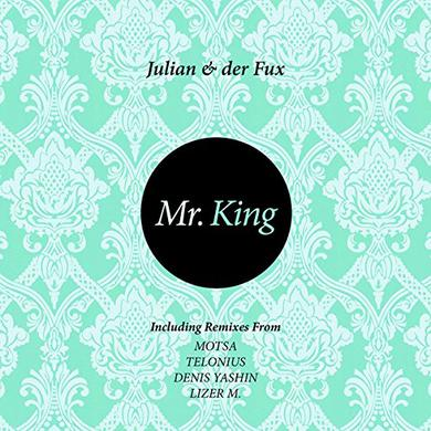 JULIAN & DER FUX MR KING Vinyl Record