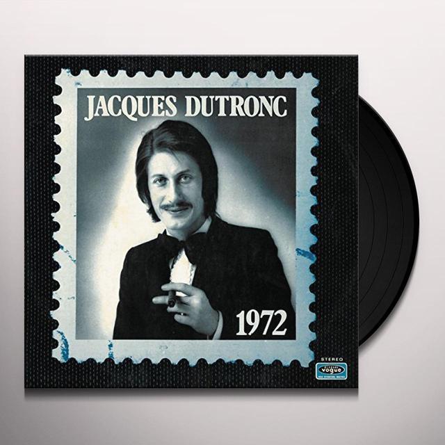 Jacques Dutronc LE PETIT JARDIN (FRA) Vinyl Record