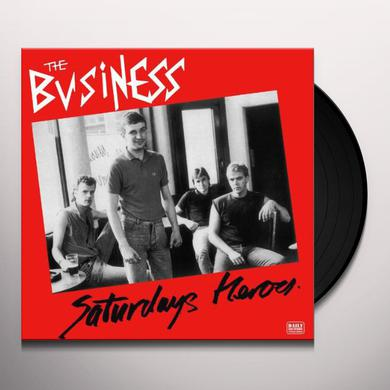 Business SATURDAY HEROES Vinyl Record