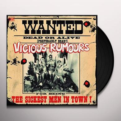 VICIOUS RUMOURS SICKEST MEN IN TOWN (GER) Vinyl Record
