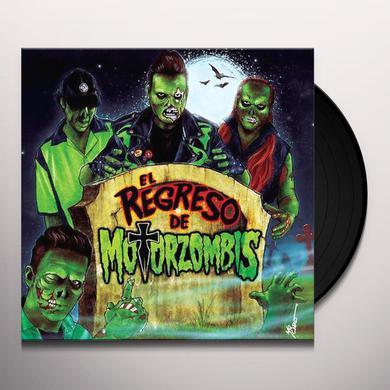 Motorzombis EL REGRESO DE MOTORZOM Vinyl Record