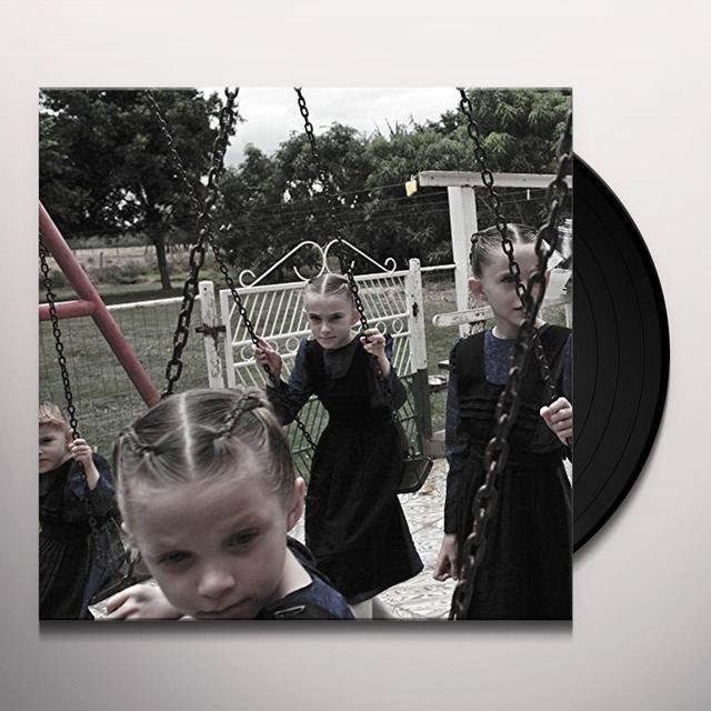 Crystal Castles AMNESTY (I) Vinyl Record - Canada Import