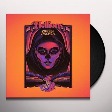 Hellions OPERA OBLIVIA Vinyl Record