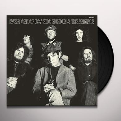 Eric Burdon & The Animals EVERY ONE OF US Vinyl Record