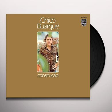 Chico Buarque CONSTRUCAO Vinyl Record