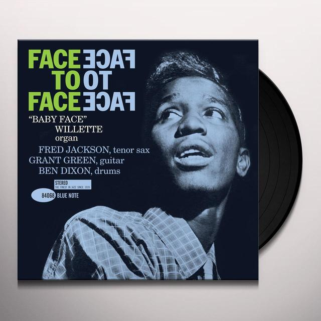Baby Face Willette BABY FACE Vinyl Record - Spain Import