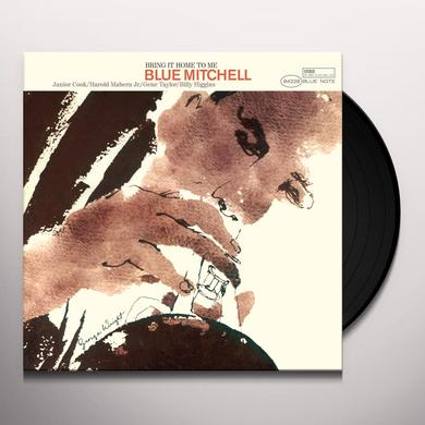 Blue Mitchell BRING IT ON HOME TO ME Vinyl Record - Spain Import