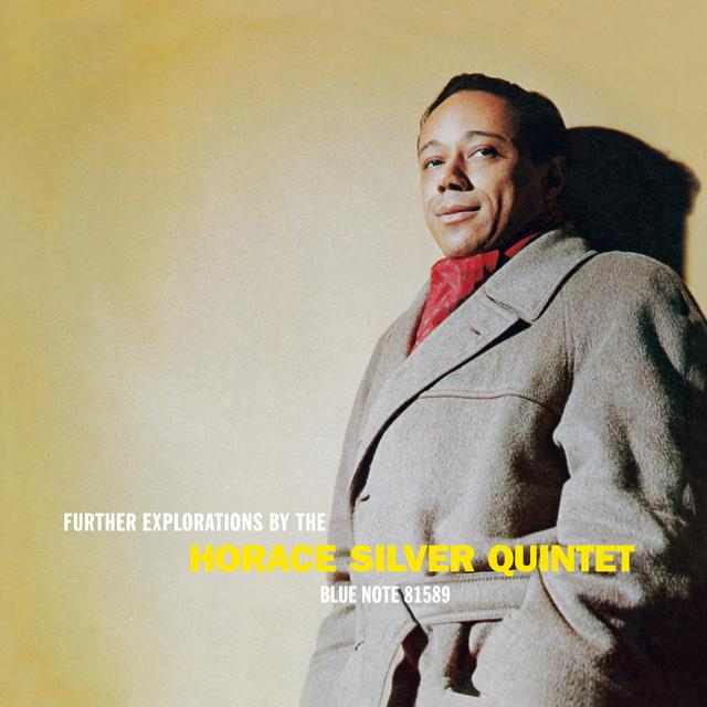Horace Silver FURTHER EXPLORATIONS BY THE Vinyl Record - Spain Import