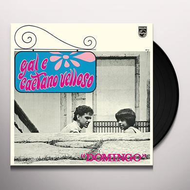Gal Veloso & Caetano DOMINGO Vinyl Record