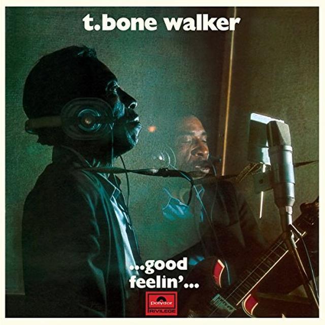T-Bone Walker GOOD FEELIN Vinyl Record - Spain Import