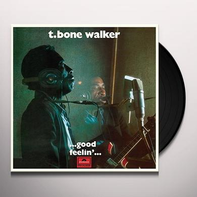 T-Bone Walker GOOD FEELIN Vinyl Record - Spain Import