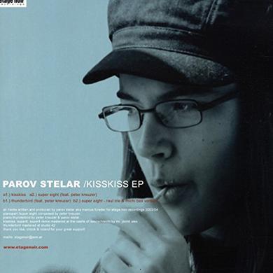 Parov Stelar KISSKISS (GER) Vinyl Record
