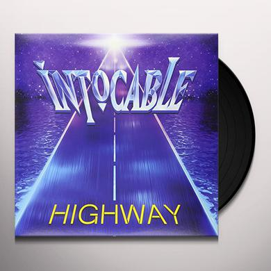 Intocable HIGHWAY Vinyl Record
