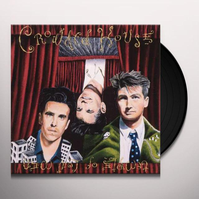 Crowded House TEMPLE OF LOW MEN Vinyl Record - 180 Gram Pressing