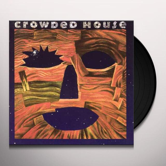Crowded House WOODFACE Vinyl Record - 180 Gram Pressing