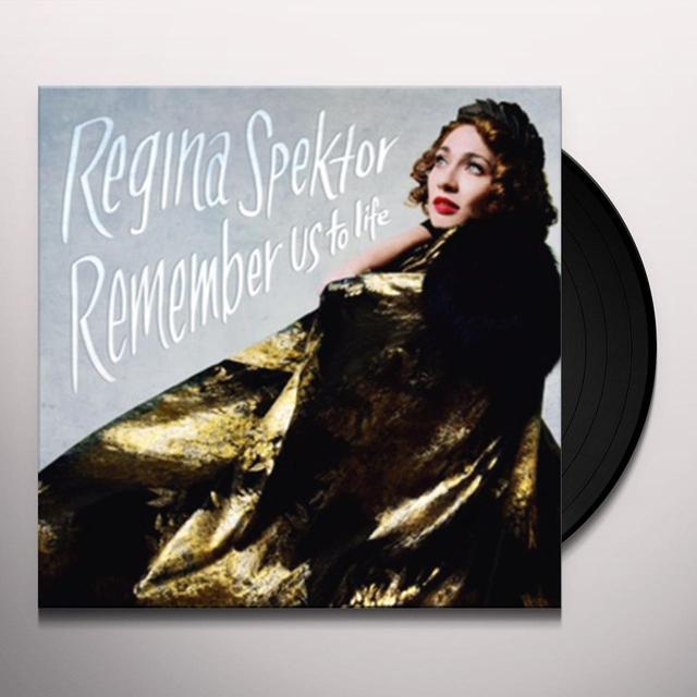 Regina Spektor REMEMBER US TO LIFE Vinyl Record