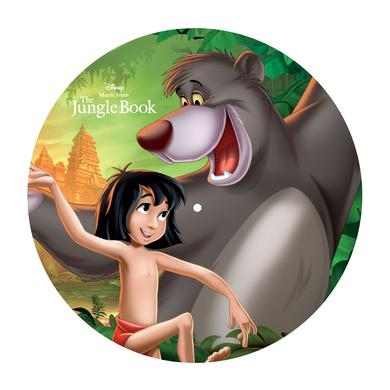 MUSIC FROM THE JUNGLE BOOK / O.S.T. (LTD) (PICT) MUSIC FROM THE JUNGLE BOOK / O.S.T. Vinyl Record