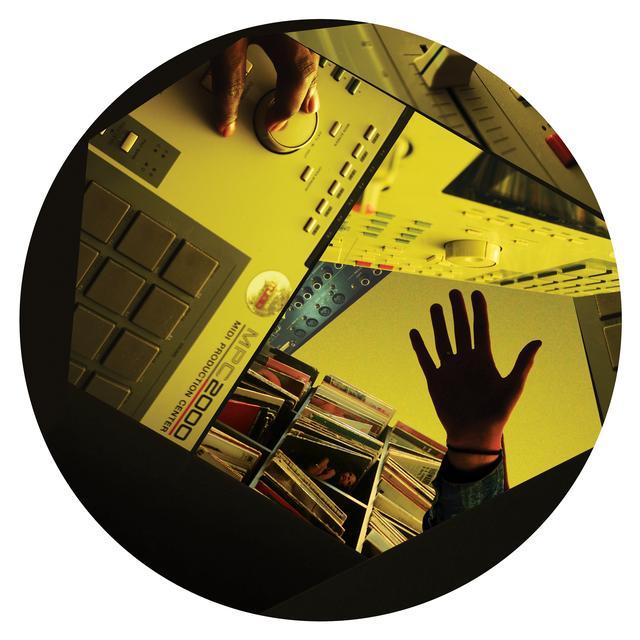 Damu The Fudgemunk UNTITLED VOL. 2 (EP) Vinyl Record - Picture Disc