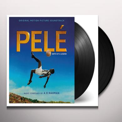 A R Rahman PELE: BIRTH OF A LEGEND / O.S.T. Vinyl Record - Holland Release