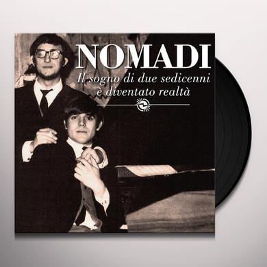 Nomadi IL SOGNO DI DUE SEDICENNI E DIVENTATO REALTA Vinyl Record