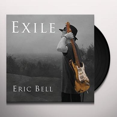 Eric Bell EXILE Vinyl Record - UK Import