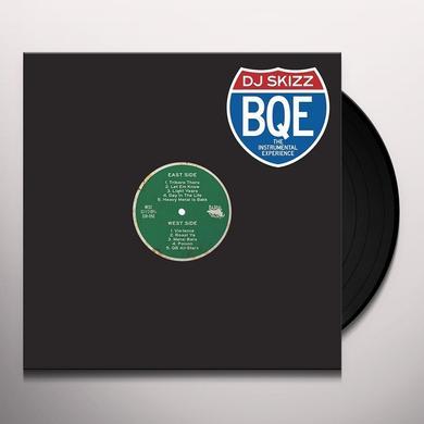 DJ Skizz BROOKLYN-QUEENS EXPERIENCE INSTRUMENTALS Vinyl Record