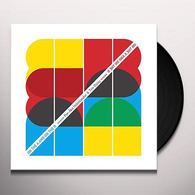Per-Ake Holmlander ON THE A & ON THE B Vinyl Record