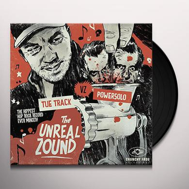 TUE TRACK VS POWERSOLO: UNREAL ZOUND Vinyl Record