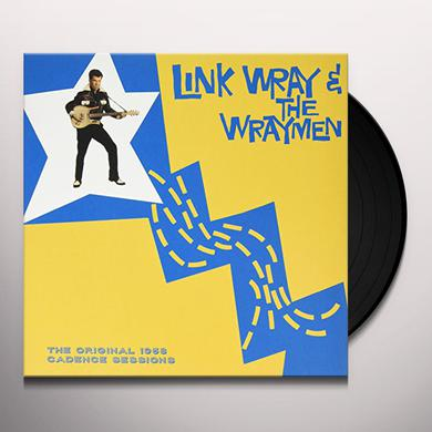 Link Wray & The Wraymen ORIGINAL 1959 CADENCE SESSIONS Vinyl Record