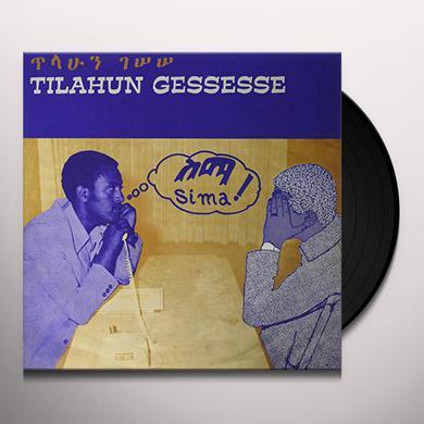 Tilahun Gessesse SIMA Vinyl Record