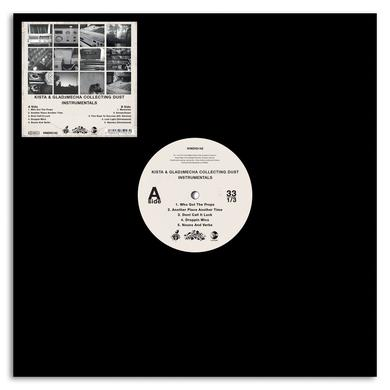 KISTA & GLAD2MECHA COLLECTING DUST INSTRUMENTALS Vinyl Record