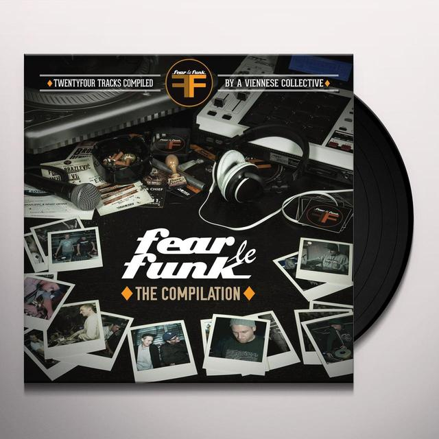 FEAR LE FUNK COMPILATION Vinyl Record