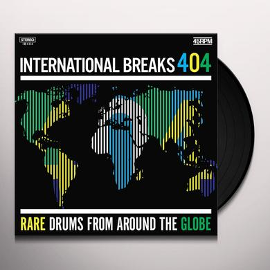 INTERNATIONAL BREAKS 4 / VARIOUS Vinyl Record