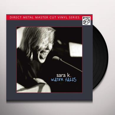 Sara K. WATER FALLS Vinyl Record - 180 Gram Pressing
