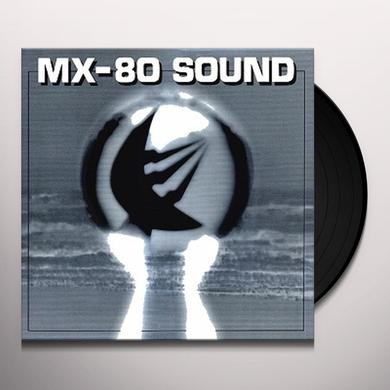 Mx-80 Sound OUT OF THE TUNNEL Vinyl Record
